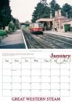 Double A4 Calendar Design 003