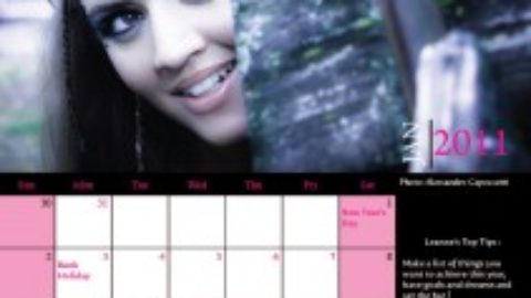 Leanne Grose Calendar