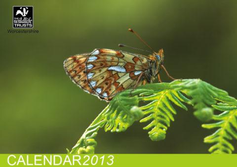 Worcestershire Wildlife Trust Calendar