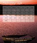CD Case Calendar 002